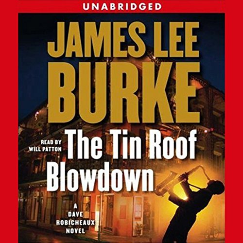 The Tin Roof Blowdown audiobook cover art