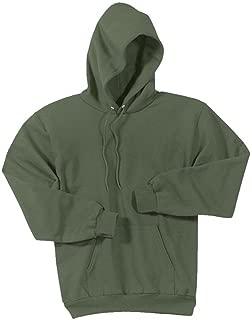 Port & Company Men's Pullover Hooded Sweatshirt
