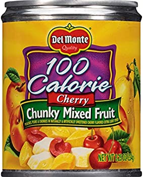 12-Pack Del Monte Canned Cherry Chunky Fruit Cocktail in Light Syrup