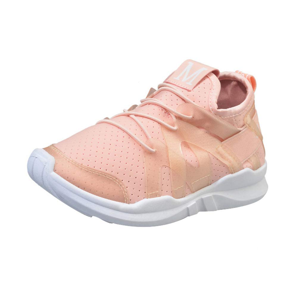 eamqrkt - Zapatillas de Running para Hombre Rosa Rosa 40: Amazon.es: Hogar