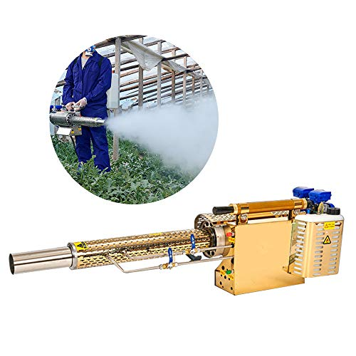 Photo of YUEWO Pulse-Jet Thermal Fogger,Sprayer for Garden Weed,Water mist and smoke 2 modes to use