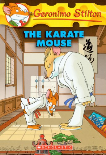 GERONIMO STILTON #40 KARATE MO