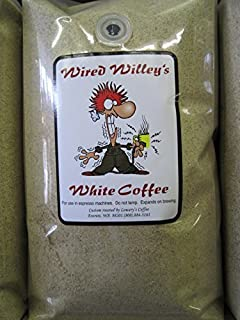 Wired Willey's WHITE Coffee Ground Espresso (4# bag) by Lowery's Coffee