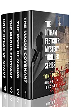 The Jotham Fletcher Mystery Thriller Series: Books 1-4 Box Set by [Toni Pike]