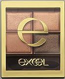 excel(エクセル) エクセル スキニーリッチシャドウ SR01 ベージュブラウン