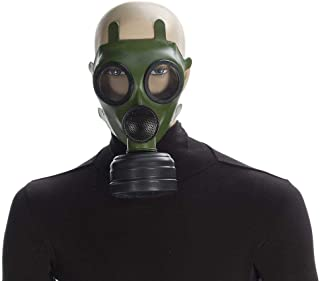 Gas Mask (Green)