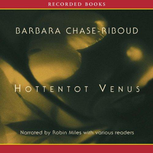 Hottentot Venus cover art