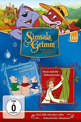 SimsalaGrimm 16 - Die drei kleinen Schweinchen / Hans und die Bohnenranke