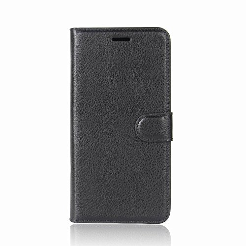 "XMTN Samsung Galaxy J2 2018,Samsung Galaxy J2 Pro 2018 (SM-J250F) 5.0"" Coque,Flip Coque Ultra-Mince PU Étui en Cuir Housse pour Samsung Galaxy J2 Pro Smartphone (Noir)"