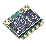 Mini Tarjeta inalámbrica, PCI-E Dual Band 2.4G / 5Ghz 433Mbps WiFi Bluetooth 4.2 Tarjeta de Red, para computadora de Escritorio, computadora portátil, Tablero de Control Industrial, para Windows 7/10
