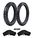 ProTrax Tire & Tube Kit F(80/100-21 R(110/100-18)