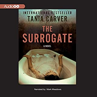 The Surrogate audiobook cover art