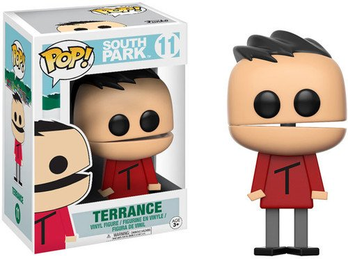 Funko Figurine Pop Vinyle-South Park-Terrance, 13275