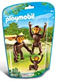 PLAYMOBIL - Chimpancés (66500)