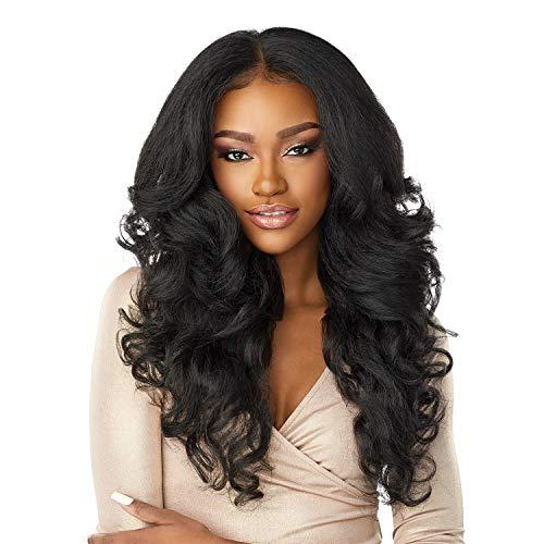 Sensationnel HD Lace Front Wig Cloud 9 What Lace Swiss Lace 13X6 Latisha (FLAMBOYAGESAND)