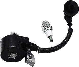 Bobina de Encendido 0000 400 1300 WANWU Compatible con STIHL 026 MS260 024 MS240 034 036 MS340 038 Otros