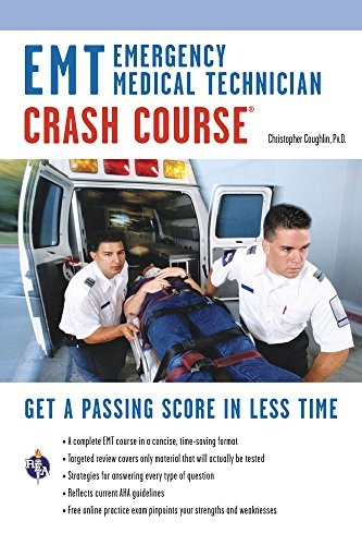 EMT Crash Course Book + Online (EMT Test Preparation)