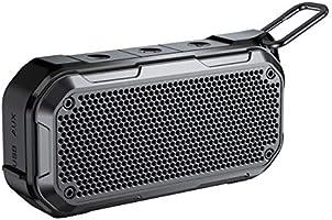 KIYEDAM BT708 ワイヤレス Bluetooth スピーカー コンパクトポータブルスピーカー IPX7防水規格 大音量 高音质 TWS対応 車 24時間連続再生 バスルーム 内蔵マイク AUXカード USB充電 TFカード...