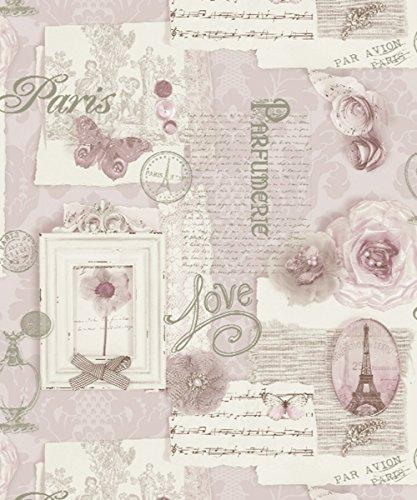 Arthouse 665403 - Carta da parati Felicity, colore: Rosa