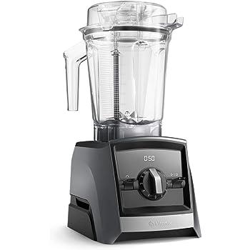 Vitamix Ascent 2300i Batidora vaso, 1400 W, 2 litros, Libre BPA ...