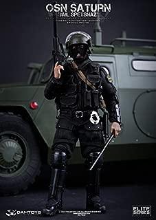 Dam Toys Elite Series OSN Saturn Jail Spetsnaz Special Police 1/6 Scale 78024