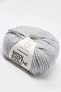 Wool & The Gang - Alpachino Merino Rocky Grey