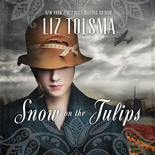 Snow on the Tulips audiobook cover art