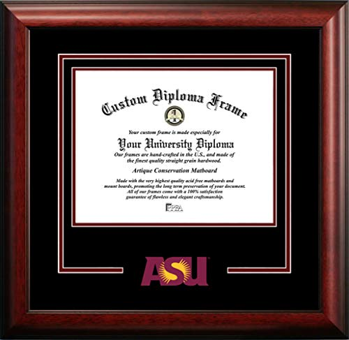 Campus Images College Spirit Diploma Frame - graduation gifts from parents idea