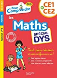 To Understand Maths CE1-CE2 - Special DYS (dyslexia) and learning difficulties