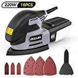 Detail Mouse Sander 220W - JELLAS Compact Sander Machine for Wood,...