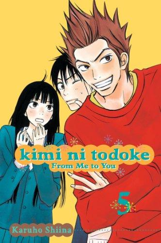 Kimi Ni Todoke: From Me to You, Volume 5: 05