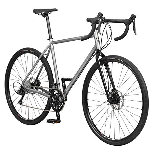 Pure Cycles Adventure Gravel Disc Road Bike (16-Speed & 18-Speed)