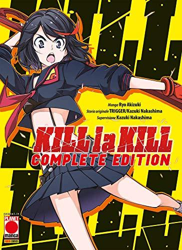Kill la Kill. Complete edition