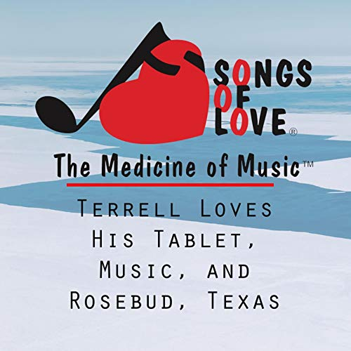 Terrell Loves His Tablet, Music, and Rosebud, Texas