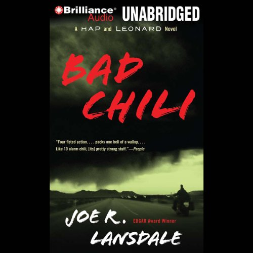 Bad Chili audiobook cover art