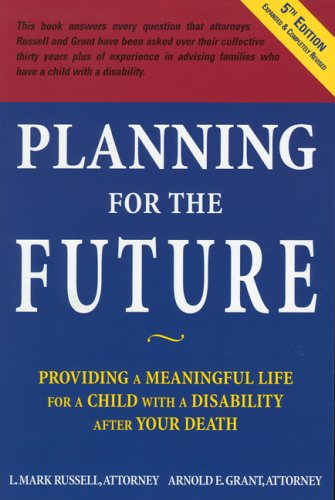 Image OfPlanning For The Future: Providing A Meaningful Life For A Child With A Disability After Your Death