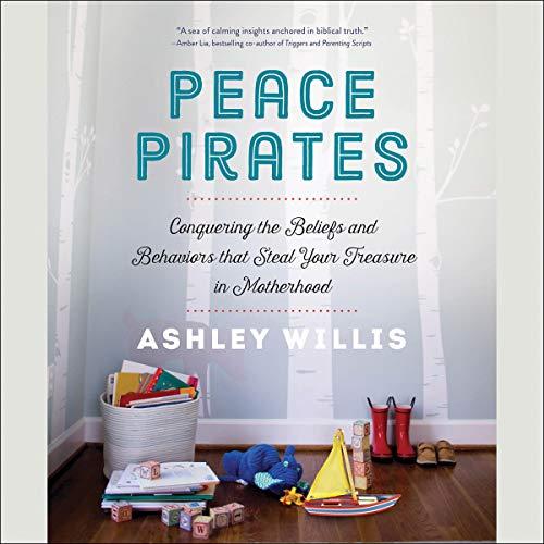 Peace Pirates audiobook cover art