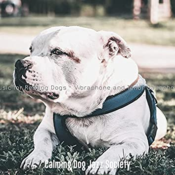 Music for Resting Dogs - Vibraphone and Tenor Saxophone