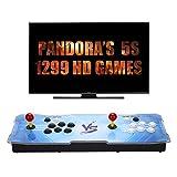 [1388 HD Arcade Games] J-DEAL Arcade Video Game Console 1388 Retro Games Pandora's