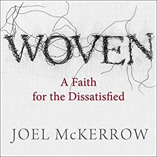 Woven: A Faith for the Dissatisfied cover art