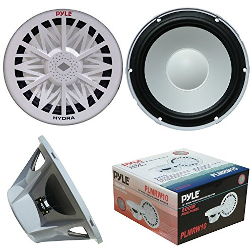 SUBWOOFER IMPERMÉABLE MARIN WATER PROOF PYLE PLMRW10 10\