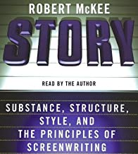 Story( Substance Structure Style and the Principles of Screenwriting)[STORY 5D][ABRIDGED][Compact Disc]