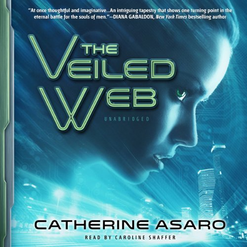 The Veiled Web cover art