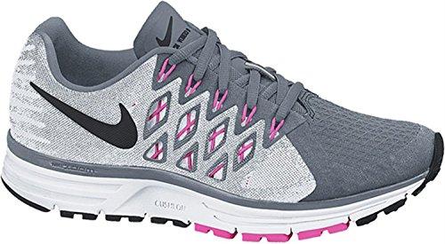 Nike Wmns Zoom Vomero 9, Scarpe da Corsa Donna, Blu/Bianco/Rosa (Blue Graphite/Blk-White-Pnk PW), 35.5 EU