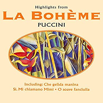 Puccini - Highlights From La Bohème