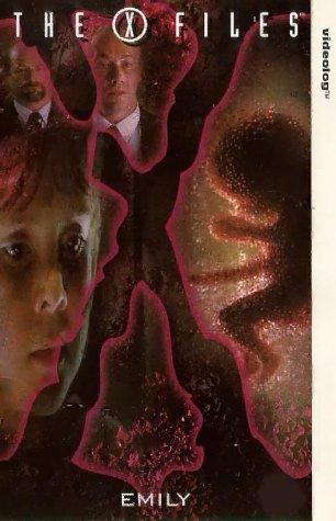 Preisvergleich Produktbild X Files - File 10: Emily [UK-Import] [VHS]