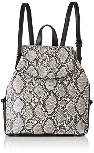 XTI 86279.0, Bolso mochila para Mujer, Gris (Gris), 26x30x13 cm (W x H x L)