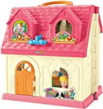 Fisher Price Little People Surprise and Sounds Home Figures May Vary [Amazon...