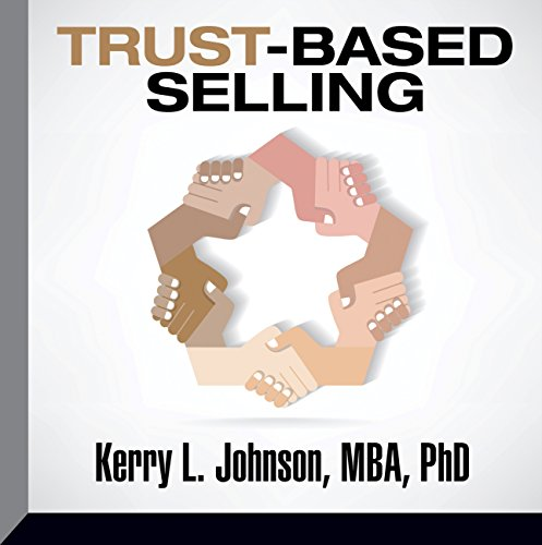 Trust-Based Selling audiobook cover art