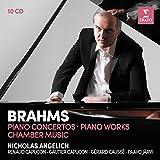 Brahms: Piano Concertos, Piano Works, Violin Sonatas, Piano Trios, Piano Quartets